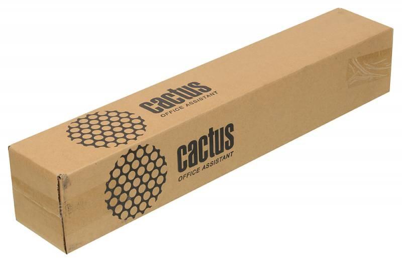 Фотобумага Cactus CS-PM180-61030 610мм-30м, 180г/м2, белый матовое для струйной печати втулка:50.8мм (2)