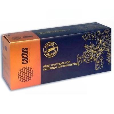 Лазерный картридж Cactus CSP-CE411A (HP 305A) голубой для принтеров HP  Color LaserJet M351a Pro, M375nw MFP M451dn M451dw M451nw M475dn M475dw M551N Ent, M570DN, M570DW (2600 стр.)