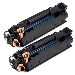 Лазерный картридж Cactus CS-CF283XD (HP 83X) черный увеличенной емкости для HP LaserJet M200 series, M201dw Pro, M201n M202dw M202n M225 Pro MFP, M225dn, M225dw, M225rdn (2 x 2'200 стр.)