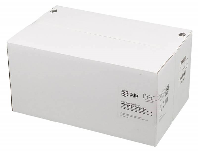 Лазерный картридж Cactus CS-D101SD (MLT-D101S) черный для принтеров Samsung ML 2160, 2165, 2165W, 2167, 2168, 2168W, SCX 3400, 3400F, 3405, 3405F, 3405FW, 3405W, 3407 (2 x 1500 стр.)Картриджи для Samsung<br>Лазерный тонер картридж Cactus CS-D101SD (MLT-D101S) создан для использования в принтерах Samsung ML 2160, 2165, 2165W, 2167, 2168, 2168W, SCX 3400, 3400F, 3405, 3405F, 3405FW, 3405W, 3407<br>&amp;nbsp;<br><br>Ресурс картриджа 1500 страниц<br>&amp;nbsp;<br><br>Гарантия 12 месяцев<br>
