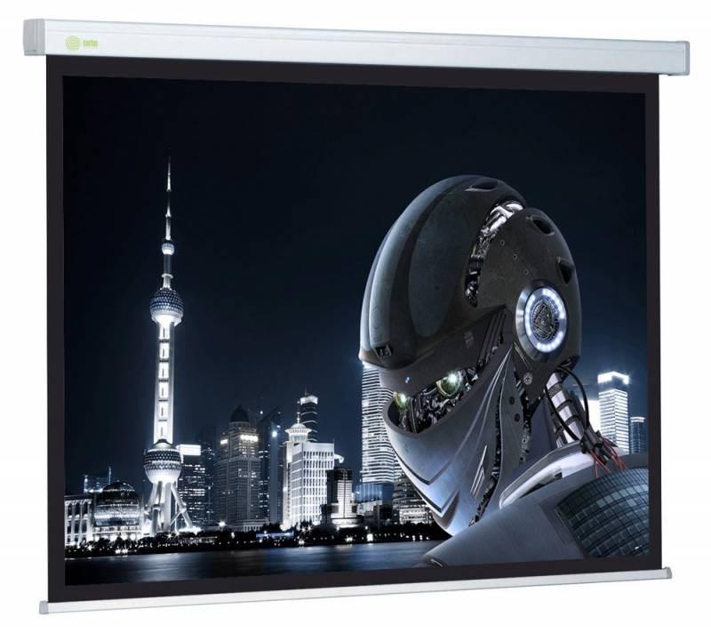 Экран Cactus 128x170.7см Wallscreen CS-PSW-128x170 4:3 настенно-потолочный рулонный белый.Экраны для проекторов<br>ЭКРАН CACTUS 128X170.7СМ WALLSCREEN CS-PSW-128X170 4:3 .<br><br>Семейство: Wallscreen. Особенности покрытия: белый матовый. PartNumber/Артикул Производителя: CS-PSW-128X170. Тип установки: настенно-потолочный. Диагональ экрана: 84 . Высота экрана: 128 см. Ширина экрана: 170.7 см. Формат экрана: 4:3. Размер белого поля полотна (см): 128x170. Размеры черной кромки (см): 3. Размер корпуса экрана (см): 186x7.2x7.2. Размер упаковки (см): 186x9x9. Вес: 8 кг. Особенности: ПУД.<br>
