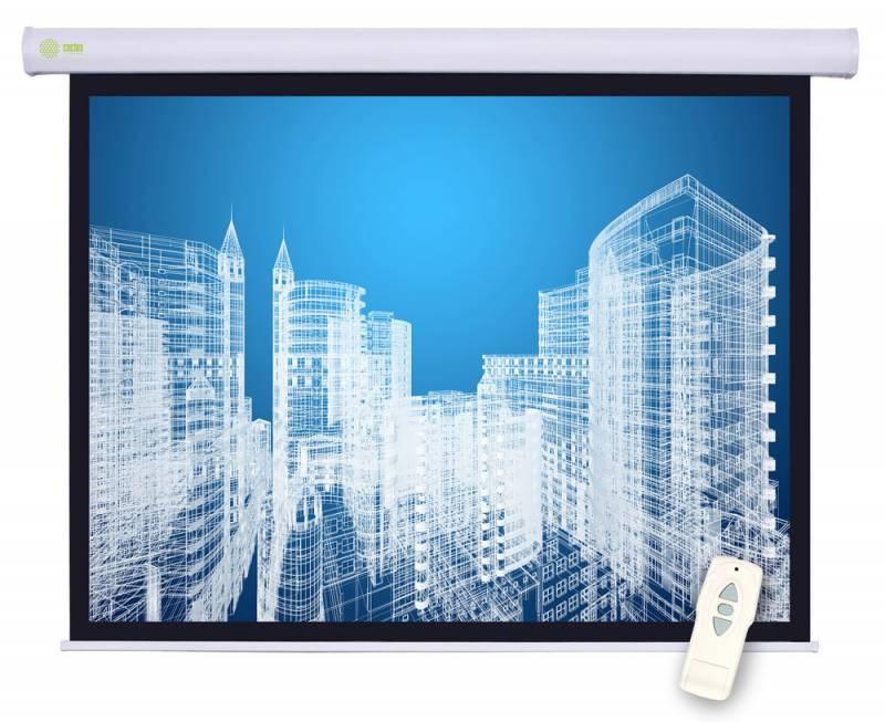 Экран cactus motoscreen cs-psm-152x203 100 4:3 настенно-потолочный рулонный