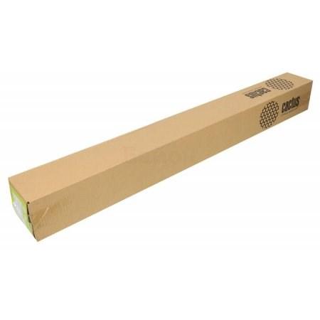 Холст Cactus CS-MC350-61015 610мм-15м, 350г/м2, белый для струйной печати втулка:50.8мм (2).Широкоформатная бумага<br><br>