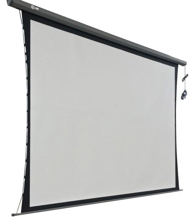 Экран Cactus Professional Tension Motoscreen CS-PSPMT-206X274 135 4:3 настенно-потолочный рулонный черный (моторизованный привод)Экраны для проекторов<br>Экран для проектора CS-PSPMT-206X274 ndash; выполнен из качественных материалов и является самым выверенным экономическим решением для малого бизнеса и домашнего использования.<br><br>Диагональ экрана: 135quot;<br>Семейство: Professional Tension Motoscreen<br>Формат экрана: 4:3<br>Высота экрана: 206 см<br>Ширина экрана: 274 см<br>Тип установки: настенно-потолочный<br>Моторизованный привод: Да<br>Размеры черной кромки (см): 8<br>Размер корпуса экрана (см): 324x8.3x8.3<br>Размер упаковки (см): 341x13x15<br>Вес: 17 кг