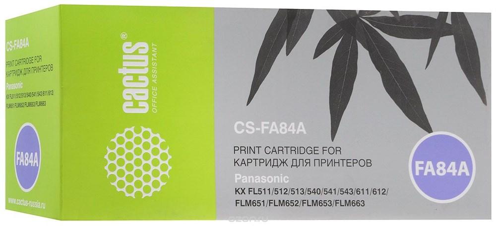 Барабан (DRUM) Cactus CS-FA84A (KX-FA84A) черный для принтеров Panasonic KX FL511, FL511ru, FL512, FL513, FL513ru, FL540, FL540ru, FL541, FL543, FL543ru, FL611, FL611ru, FL612, FLM651, FLM652, FLM653, FLM653ru, FLM663, FLM663ru (10000 стр.)Фотобарабаны<br>Фотобарабан Cactus CS-FA84A (KX-FA84A) создан для использования в приньерах Panasonic KX FL511, FL511ru, FL512, FL513, FL513ru, FL540, FL540ru, FL541, FL543, FL543ru, FL611, FL611ru, FL612, FLM651, FLM652, FLM653, FLM653ru, FLM663, FLM663ru<br>&amp;nbsp;<br><br>Ресурс барабана 10000<br>&amp;nbsp;<br><br>Гарантия 12 месяцев<br>