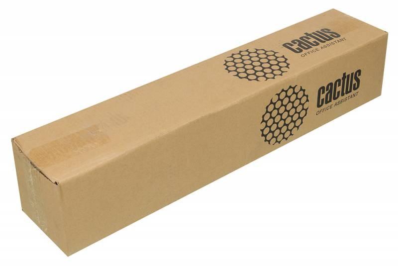 Бумага Cactus CS-PP230-61030 610мм-30м, 230г/м2, белый универсальная (с покрытием)Широкоформатная бумага<br><br>
