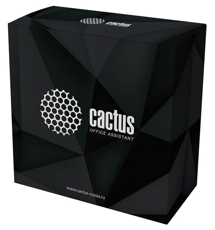 Пластик для принтера 3D Cactus CS-3D-PLA-750-GREY PLA d1.75мм 0.75кг 1цв.3D Принтеры и расходные материалы<br>Параметры:<br><br><br>Назначение: для принтера 3D<br>Материал пластика: PLA<br>Диаметр пластика: 1.75мм<br>Вес пластика: 0.75кг<br>Цвет: серый<br><br>