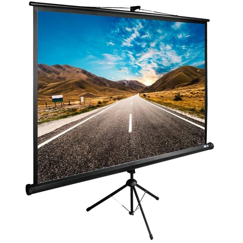 Экран Cactus TriExpert CS-PSTE-160x160-BK 90