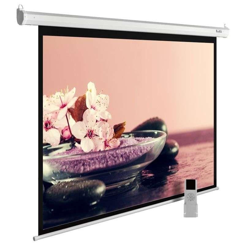 Экран Cactus MotoExpert CS-PSME-360x270-WT 180 4:3 настенно-потолочный рулонный белый (моторизованный привод).Экраны для проекторов<br>Экран для проектора CS-PSME-360x270-WT ndash; выполнен из качественных материалов и является самым выверенным экономическим решением для малого бизнеса и домашнего использования.<br><br>Диагональ экрана: 180quot;<br>Семейство: MotoExpert<br>Формат экрана: 4:3<br>Особенности покрытия: огнезащитное и антистатическое<br>Высота экрана: 270 см<br>Ширина экрана: 360 см<br>Тип установки: настенно-потолочный<br>Моторизованный привод: ДА<br>Размеры черной кромки (см): 10<br>Размер корпуса экрана (см): 378.1x11.2x11.2<br>Размер упаковки (см): 402x23.5x20.5<br>Вес: 45.20 кг