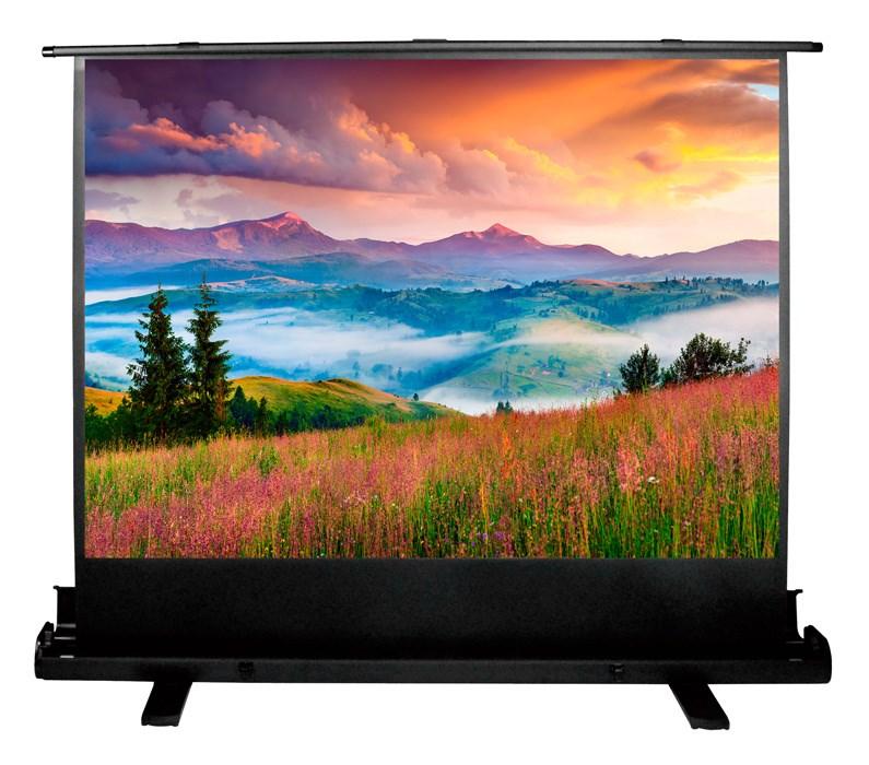 Экран cactus floorexpert cs-psfle-120x68 16:9 напольный рулонный