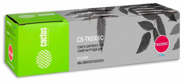 Лазерный картридж cactus cs-tk8305c