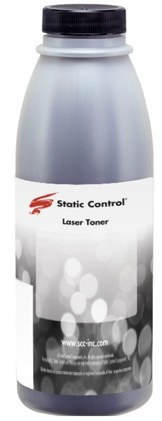 Тонер Static Control KYTK360UNIV380B черный для принтера Kyocera FS3900, 3920, 4000, 4020 (флакон 380 гр.) фото