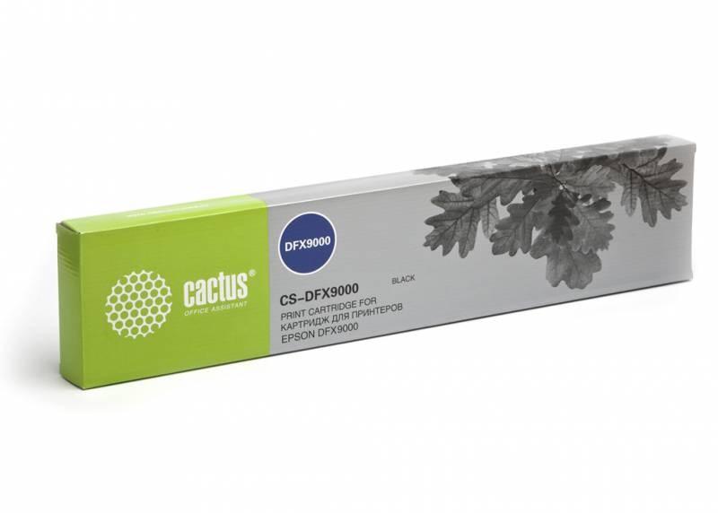 Матричные картриджи Cactus CS-DFX9000 черный для Epson DFX9000Матричные картриджи<br><br>