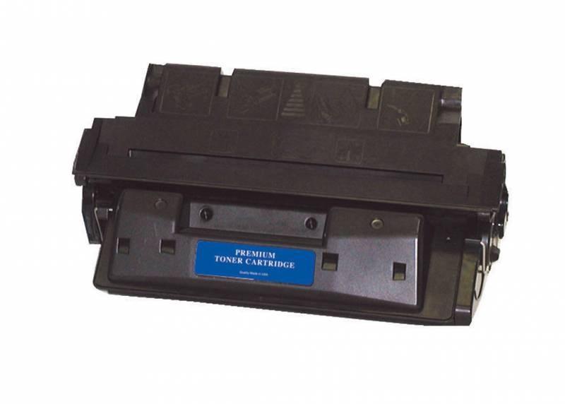 Лазерный картридж Cactus CSP-C8061X (HP 61X) черный для принтеров HP LaserJet 4100, 4100DTN, 4100MFP, 4100N, 4100TN, 4101, 4101 MFP (10000 стр.)Лазерные картриджи Premium<br>Лазерный картридж&amp;nbsp;Cactus CSP-C8061X&amp;nbsp;(HP 61X)&amp;nbsp;полностью аналогичен картриджу Hewlett-Packard C8061X&amp;nbsp;(HP 61X). Его цвет - черный, а ресурс данной модели - порядка 10000 страниц (при 5% заполнении листа). Картридж Cactus CSP-C8061X&amp;nbsp;совместим с различными моделями лазерных принтеров HP LaserJet 4100, 4100DTN, 4100MFP, 4100N, 4100TN, 4101, 4101 MFP. Срок гарантийного обслуживания, который предоставляет Cactus - 1 год. Вобрав в себя все лучшие качества оригинала, картридж Cactus CSP-C8061X&amp;nbsp;при этом стоит гораздо дешевле, что не может не радовать пользователей оргтехники, и особенно людей практичных, не привыкших бросать деньги на ветер.<br>