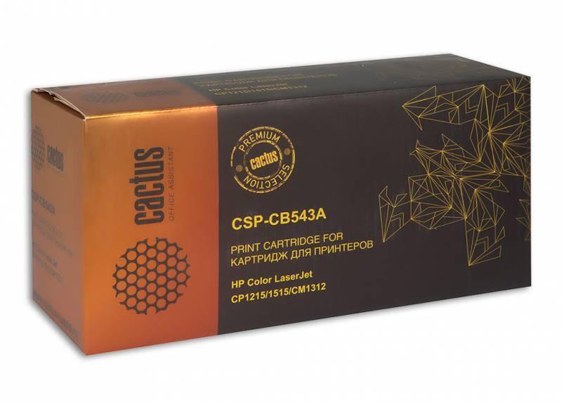 Лазерный картридж cactus csp-cb543a