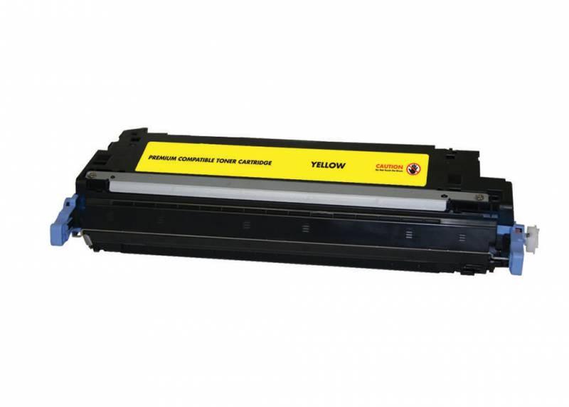 Лазерный картридж Cactus CSP-Q6472A (HP 502A) желтый для принтеров HP  Color LaserJet 3600, 3600DN, 3600N, 3800, 3800DN, 3800DTN, 3800N, CP3505, CP3505dn, CP3505n, CP3505x (4000 стр.)Лазерные картриджи Premium<br>Лазерный картридж&amp;nbsp;Cactus CSP-Q6472A&amp;nbsp;(HP 502A)&amp;nbsp;полностью аналогичен картриджу Hewlett-Packard Q6472A&amp;nbsp;(HP 502A). Его цвет - желтый, а ресурс данной модели - порядка 4000 страниц (при 5% заполнении листа). Картридж Cactus CSP-Q6472A&amp;nbsp;совместим с различными моделями лазерных принтеров HP LaserJet 3600, 3600DN, 3600N, 3800, 3800DN, 3800DTN, 3800N, CP3505, CP3505DN, CP3505N, CP3505X. Срок гарантийного обслуживания, который предоставляет Cactus - 1 год. Вобрав в себя все лучшие качества оригинала, картридж Cactus CSP-Q6472A&amp;nbsp;при этом стоит гораздо дешевле, что не может не радовать пользователей оргтехники, и особенно людей практичных, не привыкших бросать деньги на ветер.<br>