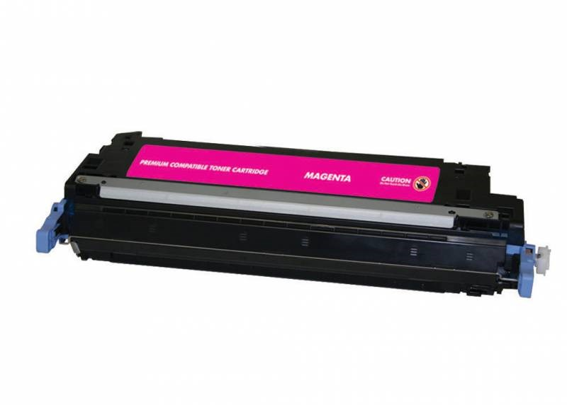 Лазерный картридж Cactus CSP-Q6473A (HP 502A) пурпурный для принтеров HP  Color LaserJet 3600, 3600DN, 3600N, 3800, 3800DN, 3800DTN, 3800N, CP3505, CP3505dn, CP3505n, CP3505x (4000 стр.)