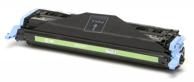 Лазерный картридж Cactus CS-C707Y (№707Y) желтый для принтеров Canon LBP 5000 i-Sensys Laser Shot, 5100 i-Sensys (2000 стр.)Лазерные картриджи<br>Лазерный картридж&amp;nbsp;Cactus CS-C707Y&amp;nbsp;(№707Y). Он совместим с лазерными принтерами&amp;nbsp;Canon LBP 5000 i-Sensys Laser Shot, 5100 i-Sensys.&amp;nbsp;Цвет - желтый. С помощью данного картриджа Вы сможете распечатать порядка 2000 страниц текста (при 5% заполнении листа).&amp;nbsp; Cactus CS-C707Y&amp;nbsp;создан по аналогии скартриджем Canon&amp;nbsp;C707Y&amp;nbsp;(№707Y), нисколько не уступает ему по качеству печати, но цена его значительно ниже. Это позволит Вам немного сэкономить, ничего при этом не потеряв. На тонер-картридж Cactus CS-C707Y&amp;nbsp;распространяется гарантия 1 год с момента приобретения.<br>