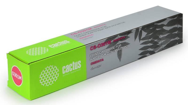 Лазерный картридж Cactus CS-O301M (44973542) пурпурный для принтеров Oki C 301, 301dn, 321, 321dn, MC 332, 332dn, 342, 342dn, 342dnw, 342dw, 342w (1500 стр.)Картриджи для OKI<br>Лазерный тонер картридж Cactus CS-O301M (44973542) создан для использования в принтерах Oki C 301, 301dn, 321, 321dn, MC 332, 332dn, 342, 342dn, 342dnw, 342dw, 342w<br>&amp;nbsp;<br><br>Ресурс картриджа 1500 страниц<br>&amp;nbsp;<br><br>Гарантия 12 месяцев<br>