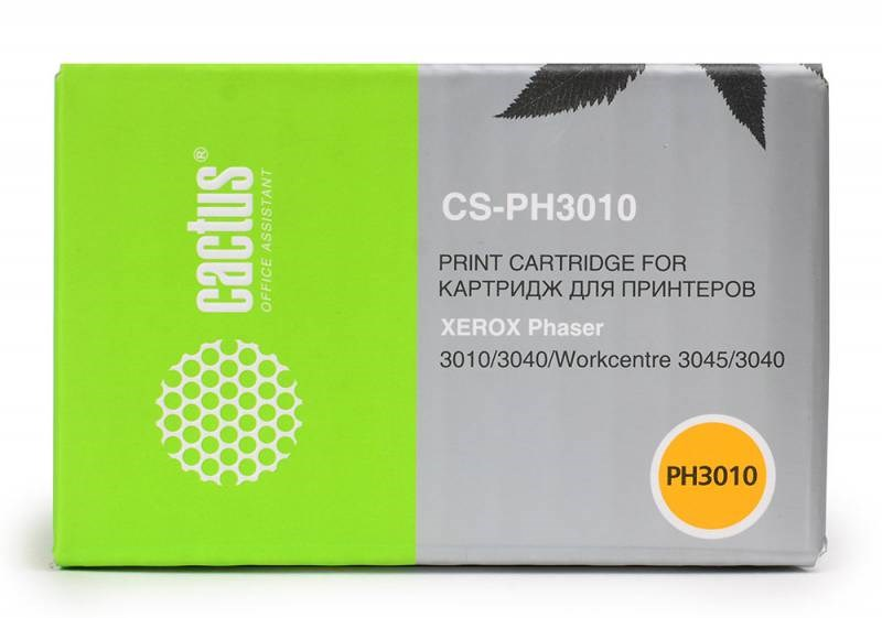 Лазерный картридж cactus cs-ph3010