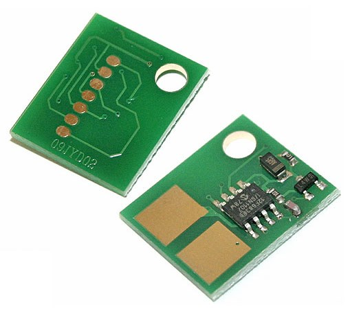 Чип cactus для hp clj cp1215, cp1515, cp1518, cm1300, cm1312 (cs-chip-u-hpcolor-c)