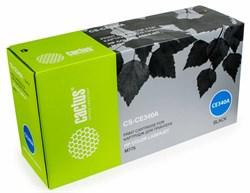 Лазерный картридж Cactus CS-CE340AR (HP 651A) черный для HP Color LaserJet M775 (Enterprise 700 color), M775dn MFP, M775f MFP, M775z MFP (13'500 стр.) - фото 10032