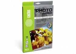 Фотобумага Cactus CS-MA4100100 A4, 100г/м2, 100л., белый матовое для струйной печати - фото 10208