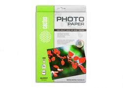 Фотобумага Cactus CS-GA4200100 A4, 200г/м2, 100л., белый глянцевое для струйной печати - фото 10209