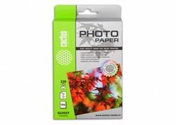Фотобумага Cactus CS-GA6230100 10x15/230г/м2/100л./белый глянцевое для струйной печати - фото 10213