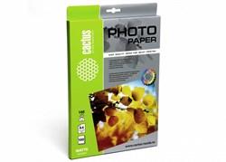 Фотобумага Cactus CS-MA4140100 A4, 140г/м2, 100л., белый матовое для струйной печати - фото 10221