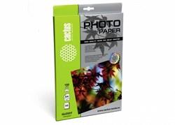 Фотобумага Cactus CS-GA415050 A4, 150г/м2, 50л, белая глянцевая для струйной печати - фото 10231