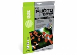 Фотобумага Cactus CS-GA423020 A4, 230г/м2, 20л, белая глянцевая для струйной печати - фото 10236