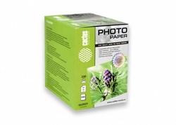 Фотобумага Cactus CS-GA6230500 10x15, 230г/м2, 500л., белый глянцевое для струйной печати - фото 10298