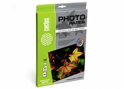 Фотобумага Cactus CS-MA422050DS A4, 220г/м2, 50л., белый матовое, матовое для струйной печати - фото 10319