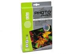 Фотобумага Cactus CS-MA517050 A5, 170г/м2, 50л., белый матовое для струйной печати - фото 10322