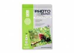 Фотобумага Cactus CS-MSA310020 A3, 100г/м2, 20л., белый матовое самоклей. для струйной печати - фото 10338