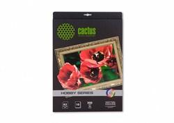 Холст Cactus CS-СA326010 A3, 300г/м2, 10л., белый для струйной печати - фото 10342