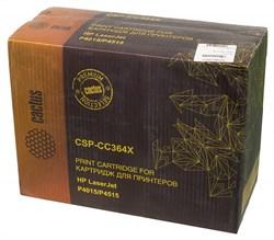 Лазерный картридж Cactus CSP-CC364X (HP 64X) черный для принтеров HP LaserJet P4010, P4015, P4015dn, P4015n, P4015tn, P4015x, P4510, P4515, P4515n, P4515tn, P4515x, P4515xm (30000 стр.) - фото 10370