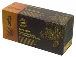 Лазерный картридж Cactus CSP-CE323A (HP 128A) пурпурный для принтеров CM1415 PRO MFP, CM1415FN PRO, CM1415FNW PRO, CP1520 PRO SERIES, CP1521, CP1522N, CP1523, CP1525 PRO, CP1525N PRO, CP1525NW PRO, CP1526, CP1527, CP1528 (2200 стр.) - фото 10378