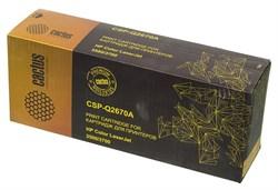 Лазерный картридж Cactus CSP-Q2670A (HP 308A) черный для принтеров HP  Color LaserJet 3500, 3500N, 3550, 3550N, 3700, 3700D, 3700DN, 3700DTN, 3700N (6000 стр.) - фото 10379