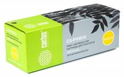 Лазерный картридж Cactus CS-PH3610 (106R02721) черный для принтеров Xerox Phaser 3610, 3610DN, 3610N, 3615, 3615DN, WorkCentre 3615, 3615DN (5900 стр.) - фото 10432