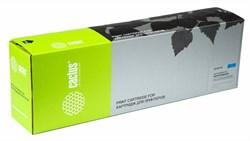 Лазерный картридж Cactus CS-CF311A (HP 826A) голубой для принтеров HP  Color LaserJet M855 Enterprise, M855dn (A2W77A), M855xh (A2W78A), M855x+ (A2W79A), M855x+ NFC Enterprise (31500 стр.) - фото 10507