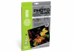 Фотобумага Cactus CS-MA422020DS A4, 220г/м2, 20л. матовое для струйной печати - фото 10663