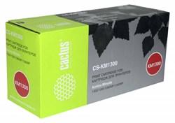 Лазерный картридж Cactus CS-KM1300 (1710566 Bk) черный для Konica Minolta Pagepro 1300, 1300W, 1350, 1350E, 1350W, 1380, 1380MF, 1390, 1390MF (3'000 стр.) - фото 10743
