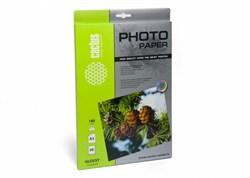 Фотобумага Cactus CS-GA318050 (GA318050) A3, 180г/м2, 50л, белая глянцевая для струйной печати - фото 10788