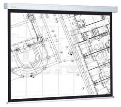 Экран Cactus 104.6x186см Wallscreen CS-PSW-104x186 16:9 настенно-потолочный рулонный белый. - фото 10826