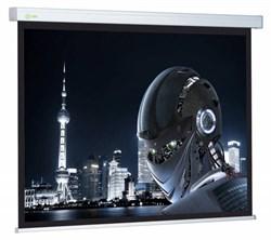 """Экран Cactus Wallscreen CS-PSW-128x170 84"""" 4:3 настенно-потолочный рулонный белый - фото 10833"""