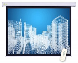 Экран Cactus 152x203см Motoscreen CS-PSM-152x203 4:3 настенно-потолочный рулонный (моторизованный привод). - фото 10838