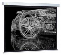 Экран Cactus 213x213см Wallscreen CS-PSW-213x213 1:1 настенно-потолочный рулонный белый - фото 10848