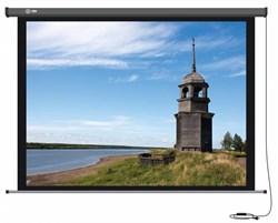"""Экран Cactus Professional Motoscreen CS-PSPM-152X203 100"""" 4:3 настенно-потолочный рулонный (моторизованный привод). - фото 10860"""